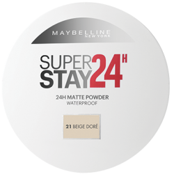 POUDRE COMPACTE SUPERSTAY 24H GEMEY MAYBELLINE