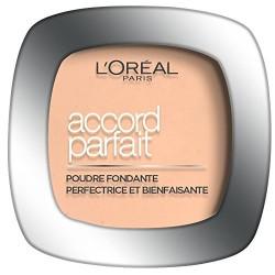 FOND DE TEINT POUDRE COMPACTE ACCORD PARFAIT L'OREAL