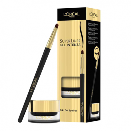 SUPER LINER GEL INTENZA L'OREAL