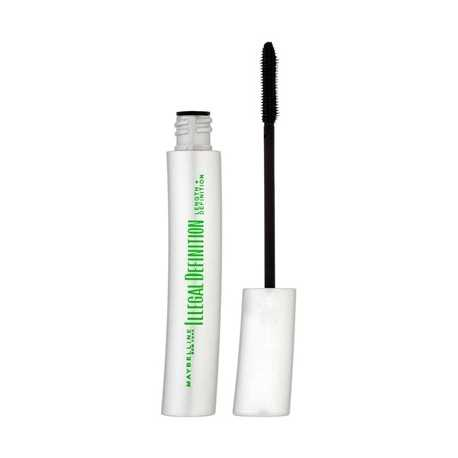 MASCARA ILLEGAL DEFINITION GEMEY MAYBELLINE