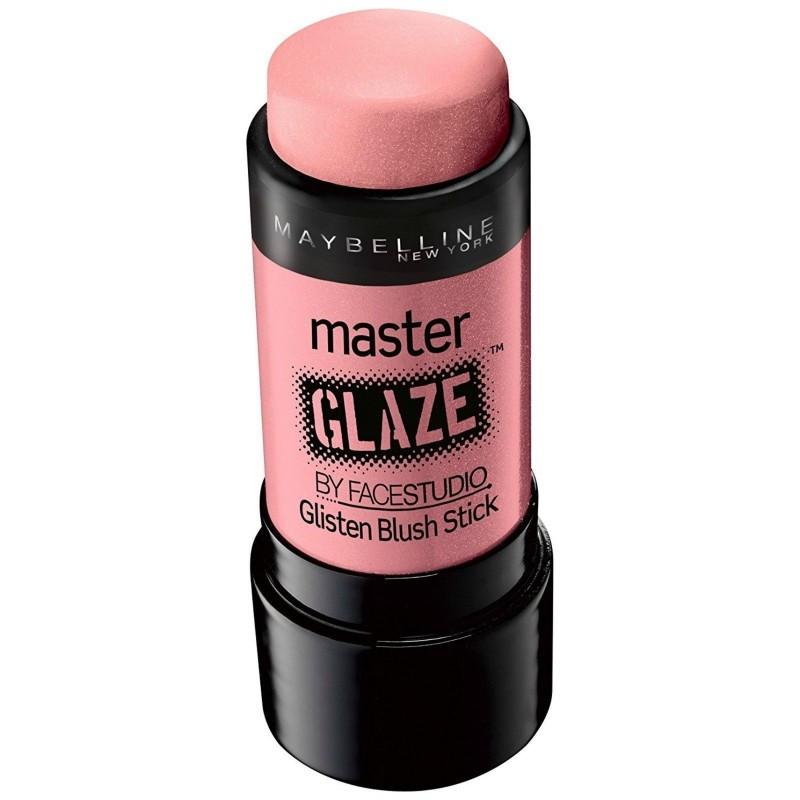 BLUSH STICK MASTER GLAZE GEMEY MAYBELLINE
