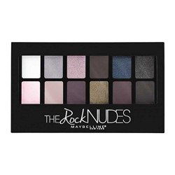 PALETTE OMBRE A PAUPIERES THE NUDES GEMEY MAYBELLINE