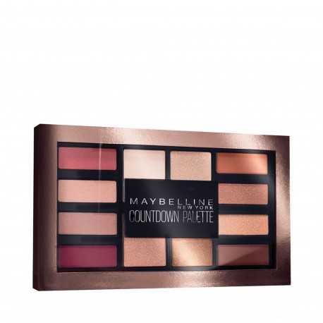 PALETTE FARDS A PAUPIERES COUNTDOWN MAYBELLINE
