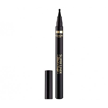 SUPER LINER BLACK'N SCULPT L'OREAL