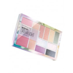 PALETTE YEUX ET JOUE THE CITY KITS URBAN LIGHT MAYBELLINE