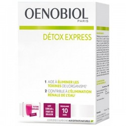DETOX EXPRESS SUREAU-FRUIT DU DRAGON OENOBIOL