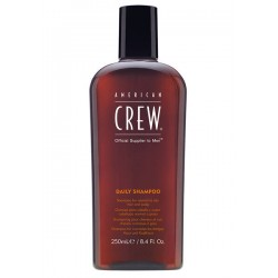 SHAMPOING CHEVEUX NORMAUX A GRAS 250ML DAILY SHAMPOO AMERICAN CREW