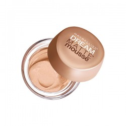 FOND DE TEINT DREAM MAT MOUSSE GEMEY MAYBELLINE