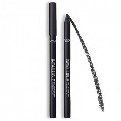 GEL CRAYON YEUX WATERPROOF INFAILLIBLE L'OREAL