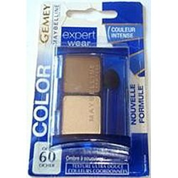OMBRE A PAUPIERES EXPERT WEAR DUO GEMEY MAYBELLINE